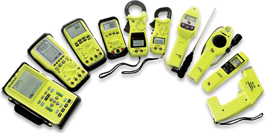 Tpi Test Instruments : Test products international tpi handheld